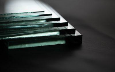 Glas, ein Werkstoff klar und vielseitig